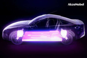 AkzoNobel powder coatings e-mobility