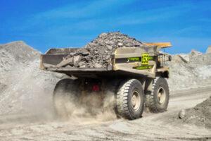 MAXAM mining activity