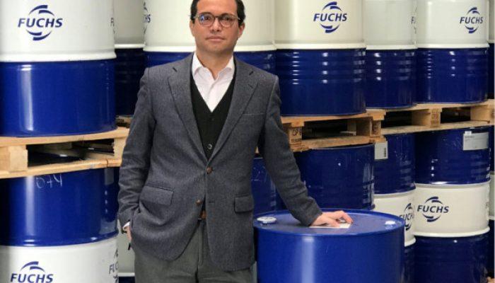 André Castro Pinheiro FUCHS drums