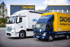 Dachser free emission delivery