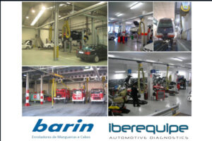 Iberequipe Barin equipments