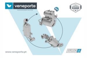 Veneporte new DPF range