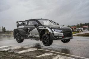 Check-up Media KYB World Rallycross