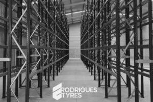 Grupo Rodrigues & Filhos new warehouse