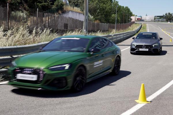 Check-up Media Bridgestone Potenza Sport test 2