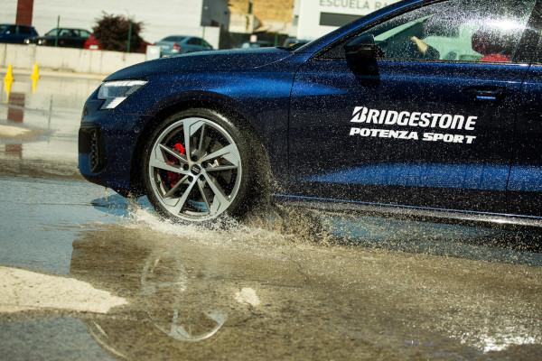Check-up Media Bridgestone Potenza Sport test 4