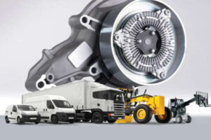 Check-up Media Dolz industrial vehicles water pumps