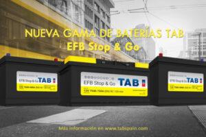 Check-up Media TAB Batteries EFB Stop & Go