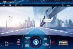 Check-up Media ZF Aftermarket Live Automechanika Frankfurt