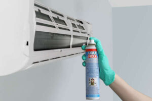 Check-up Media LIQUI MOLY air conditioner cleaning
