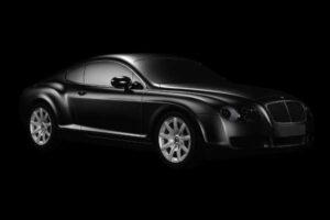 Check-up Media black car