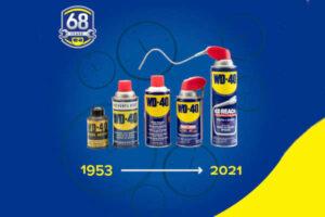 Check-up Media WD-40 68th anniversary