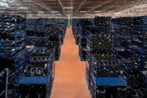 Check-up Media Top Recambios warehouse