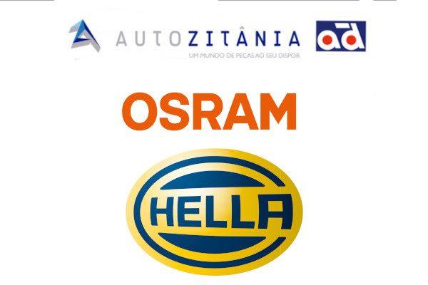 Autozitânia OSRAM HELLA