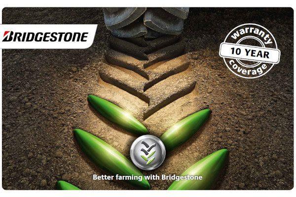 Bridgestone 10 year warranty