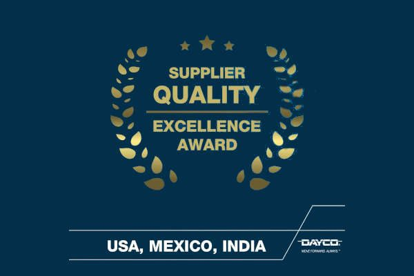Check-up Media Dayco General Motors Supplier Quality Excellence