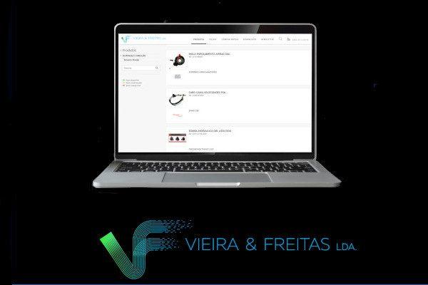 Vieira & Freitas loja online